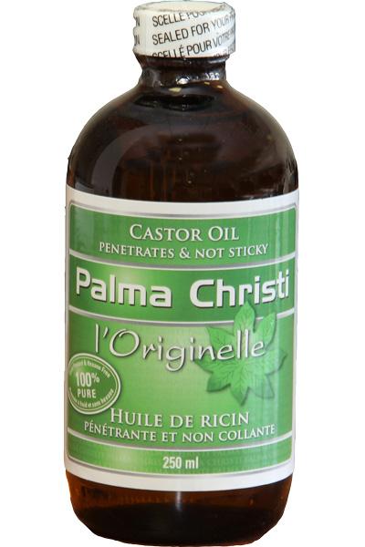 Castor oil palma christi